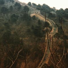 """""""One Lunar New Year, I flew to Beijing with my mother and hiked the Great Wall. When going to the Great Wall, I recommend going to the parts that are further from Beijing. This section was called Mutianyu and it was more authentic, had a more challenging hike, and didn't have as many tourists! ☺️❤️✈️#china #travel #travelgram #takemethere #latergram #smartertravel #travelblogger #lifestyle #trip #explore #jetsetter #iconicplace #backpacker #travelphotography #wonderlust #viajero #viajem…"""