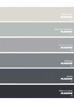 ^= ❤ Plascon Essential Collection ~ The Neutrals: Greys Plascon Paint Colours, Grey Paint Colors, Room Colors, Wall Colors, House Colors, Bali, Church Stage Design, Home Reno, Room Paint
