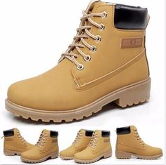 c9e6c9763c Work Boots Men s Winter Leather Boot Outdoor Waterproof Rubber Snow Martin  Boot