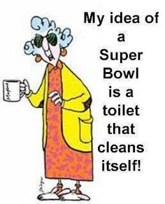 Love the Super Bowl but this is funny.