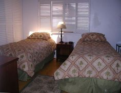 $175 Good quality twin beds