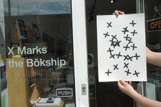 X Marks the Bokship