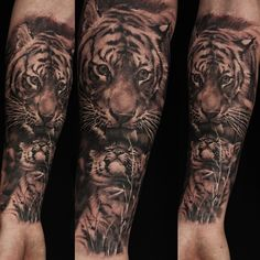 Baby and mother - Tattoo Portal Baby Tattoos, Family Tattoos, Couple Tattoos, Leg Tattoos, Body Art Tattoos, Girl Tattoos, Tattoos For Guys, Tiger Tattoo Sleeve, Full Sleeve Tattoo Design
