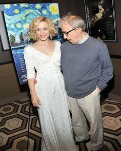 Woody Allen dan Rachel McAdams