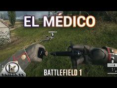 Battlefield 1 El Médico, armas y accesorios + Gameplay en la Pre+Alpha