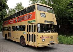 Top tip for Berlin visitors!  The 218 bus route not only takes you into the heart of the surrounding countryside - lakes, rivers, forests and gorgeous scenery guaranteed - you've also got the chance of catching a beautiful historic bus. Nostalgia and views, all for the price of a standard fare ticket....