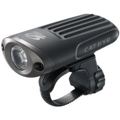 Cateye HL-EL620RC Nano Shot USB Rechargeable Headlight - Great bicycle light for seeing the road and being seen.