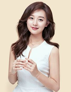 Kim Ji Won for Mollis Jewelry