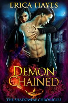 Erica Hayes' DEMON CHAINED http://tezmilleroz.wordpress.com/2013/08/12/5-new-covers-aguirre-arthur-hayes-held-kincy/