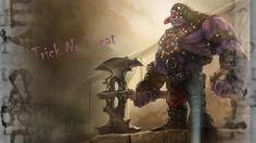 League of Legends | Ascension 7.1 - Dr. Mundo | Trick No Treat