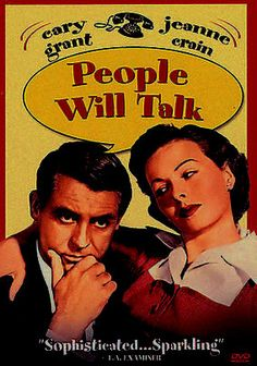 People Will Talk (1951) Dr. Praetorius is a professor at a dull Midwestern college who impresses those around him with his unorthodox ways of teaching. Out of the blue, Praetorius falls in love with an unattached pregnant woman, spiraling him into uncharted territory.