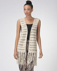 c0b13711936a5 I LOVE THIS FUN FESTIVAL DRESS UP OR DOWN KNIT SLEEVELESS CARDIGAN ...WHICH