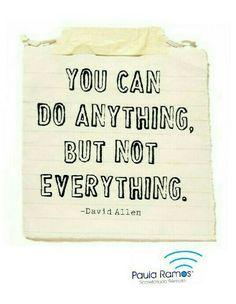 Você pode qualquer coisa, mas não tudo. Acesse o site: http://www.paulasecretariadoremoto.com/ e saiba como posso te ajudar.
