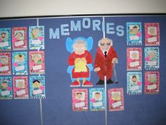 Grandparents day crafts-lol Badges for grandparents, draw pictures, answer questions