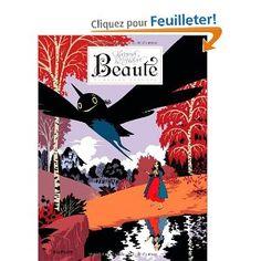 one of the most beautifully illustrated comics I've ever read   Beauté, Tome 1 : Désirs exaucés: Amazon.fr: Hubert, Kerascoët: Livres