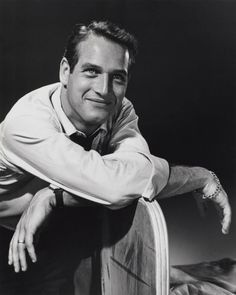 Paul Newman. so freaking handsome xoxo