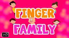 Finger Family Nursery Rhymes with Lyrics | Nursery Rhymes for Kids