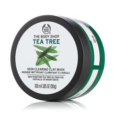 """""""I never used to use clay masks before because I found them drying, but this one is the exact opposite. The main reason I even tried it was due to my love of tea tree anything. It works great and clears my skin. I'll also use it on a random break out here and there and by the next day it will be gone!"""" —gabriellar48110d2d6 Buy it from Amazon for $12.11."""