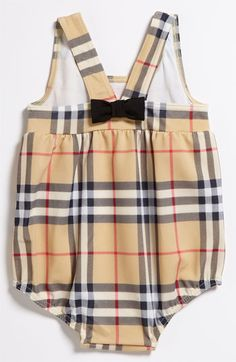 burberry baby swimwear