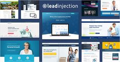 Leadjunction is a great theme for simplifying website management. Install the theme and enjoy great benefits, powerful forms and increase website leads.