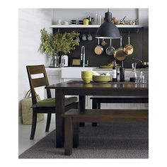 another dining room table option