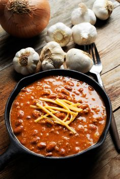 Some great recipes for chili!