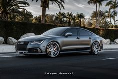 Audi A7 Tuning (1) | Tuning