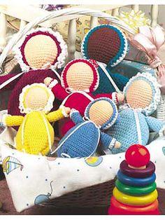 Bunting Dolls Free Crochet Patterns Raverly.