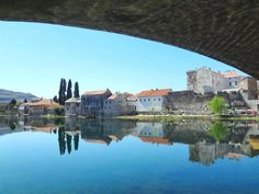 Trebinje, Herzegovina. South of Dubrovnik. Could be visited as a day trip from Dubrovnik or Mostar.