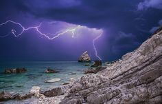 Photograph Electric sea by Ionut Burloiu on 500px