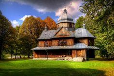 Cerkiew pw. św. Mikołaja w Chmielu Credit: Marian Stanislawski (Click to Support Artist)