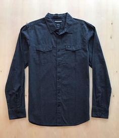 Rock and Revival Mens Long Sleeve Collared Neck Button Up 2