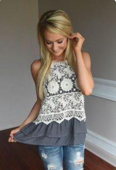 Beautiful stitch fix summer style inspiration (16)