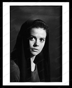 8x10 Photo Natalie Wood West Side Story 1961 by Bert Stern NW854 | eBay