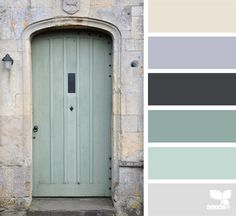 { a door tones } ➸ | Design Seeds