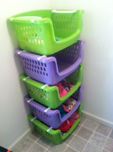 Upc 051596037703 United Solutions Medium Perforated Rough intended for size 1000 X 1000 Stackable Open Storage Bins - Toy storage bins are helpful Small Storage, Storage Bins, Storage Spaces, Laundry Bin, Small Laundry, Laundry Room Organization, Laundry Room Design, Laundry Organizer, Organizing