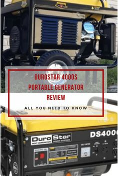 if you're looking for a portable generator that could run large appliances or tools, then check the Durostar surge / power. Generation Game, Portable Generator, Generators, Kitchen Accessories, Appliances, Posts, Check, Blog, Gadgets