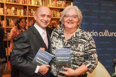 Presidente do CVG-SP prestigia lançamento do livro de Angélica Carlini | Segs.com.br-Portal Nacional|Clipp Notícias para Seguros|Saúde