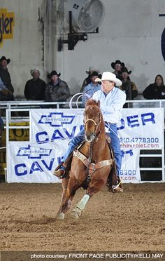 George Gets Ready to Rope - News - Nash Country Weekly