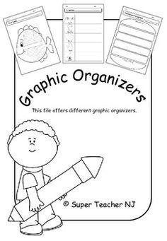 Free Blank Printable Semantic Map Graphic Organizer