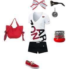 Arizona Cardinals, created by ktay on Polyvore