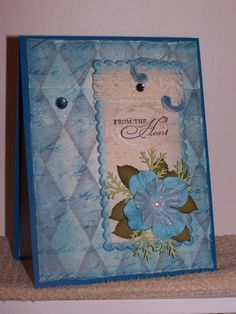 Heartfelt by heartsong47 - Cards and Paper Crafts at Splitcoaststampers