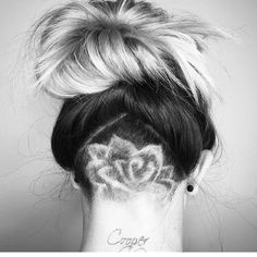 Image result for undercut rose