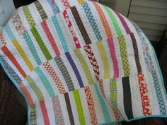 I really am in love with all of her quilts: craftyblossom