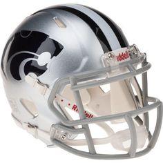 Riddell Speed NCAA Team Mini Football Helmet (Purple, Size 0000) - NCAA Licensed Product, NCAA Novelty at Academy Sports
