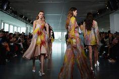 Fyodor Golan @ London Fashion Week