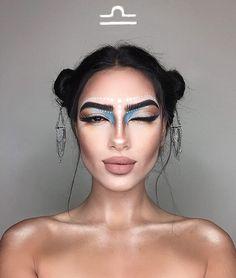 @evatornado Alien Makeup. 33 Cool ideas