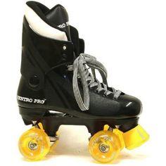 Turbo Ventro Pro Quad Roller Skates