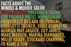 Windle & Moodie | Covent Garden Hairdressers