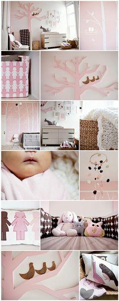 Nordic nursery style | nooshloves